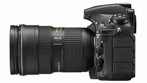 Nikon updates its megapixel-monster DSLRs with the D810