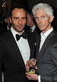 Tom Ford and Richard Buckley | Celebrity Couples Who Have ...