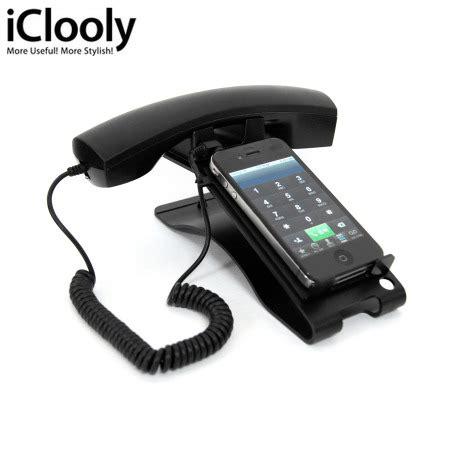 support telephone bureau un support bureau téléphone style rétro moderne avec