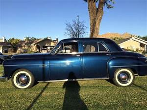 Beautiful 1949 Dodge Meadowbrook For Sale