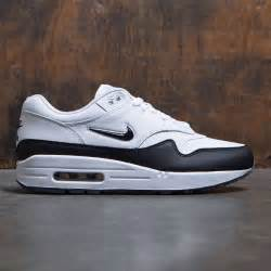 Nike Men Air Max 1 Premium Sc White Black Black