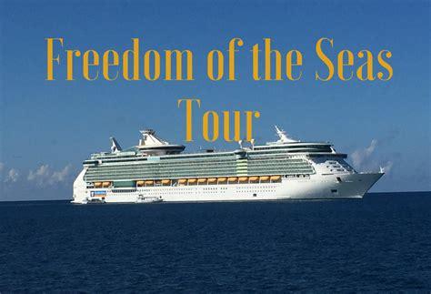 Tour Of Royal Caribbean Cruise Ship | Fitbudha.com