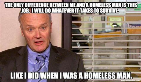 Creed Meme - 5 creed bratton quotes that will weird you out but also make you laugh