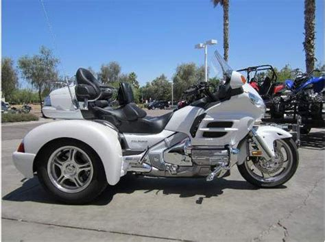 Get Best Deals On Used 2008 #honda Gl 1800 Trike #three