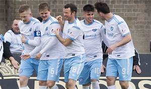 Forfar win promotion after thrilling victory - The Courier