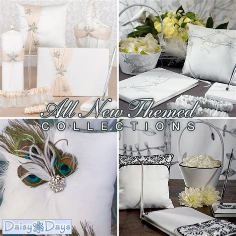 whats  floral themed wedding collections