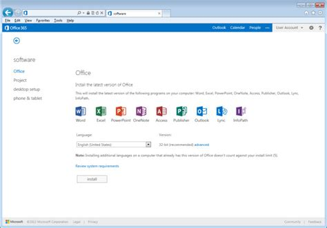 determine the deployment method to use for office 365 proplus