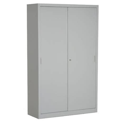 armoire bureau porte coulissante armoire bureau porte coulissante avec armoire blanc