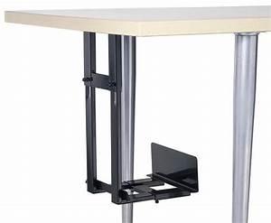 Pc Halterung Ikea : pc halter zum unterbau schwarz schwarz iph002 b kaufen ~ Eleganceandgraceweddings.com Haus und Dekorationen