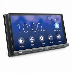 Sony Xav-ax5000   Android Auto And Bluetooth