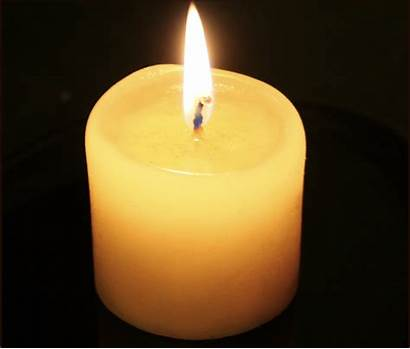 Candle Clipart Flame Clip Library