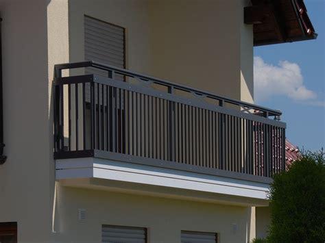 balkongeländer aluminium pulverbeschichtet galerie aluminium balkongel 228 nder rettner ziegler balkongel 228 nder