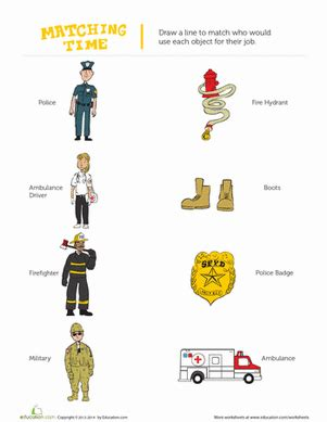 community helpers worksheet education 246 | community helpers community cultures preschool