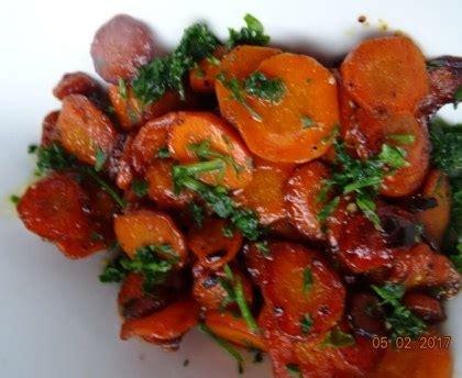 cuisiner des carottes à la poele recettes carottes vichy creme