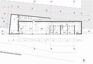 plan maison en longueur 3d With plan maison en longueur