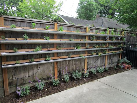 Vertical Gardens How To Build by How To Build A Vertical Garden With Gutters
