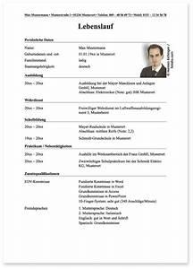 tabellarischer lebenslauf inhalt dokument blogs With foto auf lebenslauf