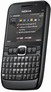 Nokia E63 Device Specifications