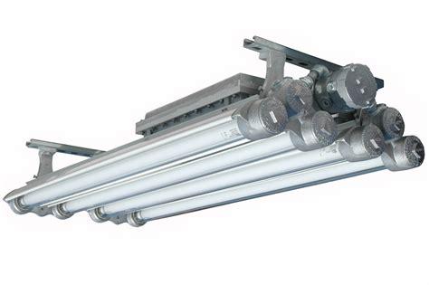 160 Watt Explosion Proof UV Fluorescent Light Fixture