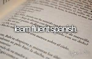 Learn to Speak Spanish Fluently