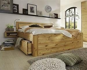 Polsterbett 200x200 Komforthöhe : bett 200x200 2x2 schubladen comfort h he 49cm mit ~ Whattoseeinmadrid.com Haus und Dekorationen