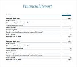 Free Excel Accounting Templates Small Business 21 Free Financial Report Template Word Excel Formats