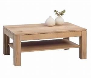 Couch Tisch Eiche : couchtisch eiche bianco massiv mit schublade ~ Whattoseeinmadrid.com Haus und Dekorationen