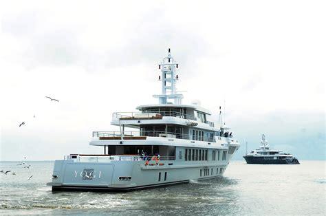 motor yacht yogi launched  proteksan turquoise yacht