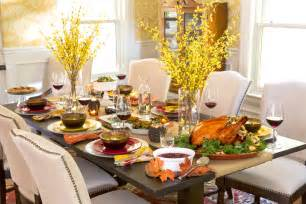10 tips for decorating and setting your thanksgiving table huffpost