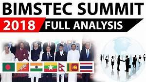 BIMSTEC Summit 2018 Kathmandu - 4th बिम्सटेक शिखर सम्मेलन ...