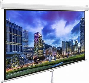 Vivo 100 U0026quot  Projector Screen  100 Inch Diagonal 16 9