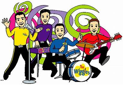 Wiggle Clipart Wiggles Cartoon Clip Greg Anthony