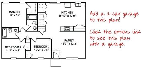 2 bed 2 bath house plans 2 bedroom 2 bath 2 car garage house plans 2 bedroom 2 bath