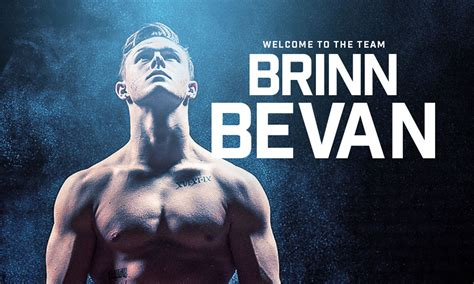 brinn bevan signs managerial terms matchroom sport matchroom sport