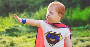 I Turn Kids With Special Needs Into Superheroes | Bored Panda