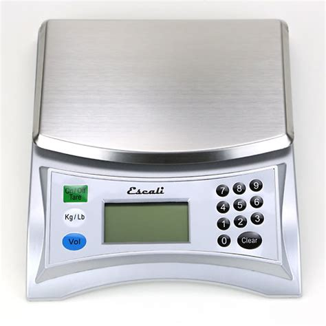kitchen scale escali pana breadtopia