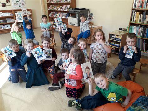 Bērnu bibliotēkā viesojas PII