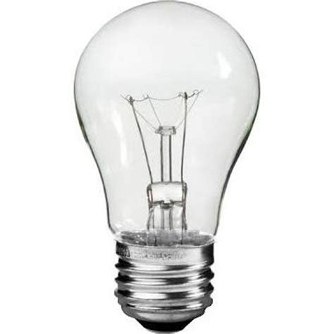 philips 299990 40 watt a15 clear appliance bulb