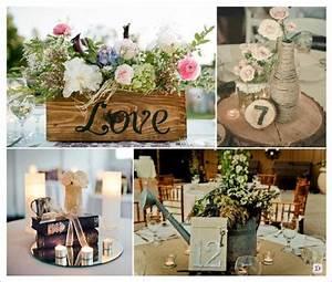 Deco Mariage Vintage : decoration mariage vintage retro caisses bois wedding ~ Farleysfitness.com Idées de Décoration