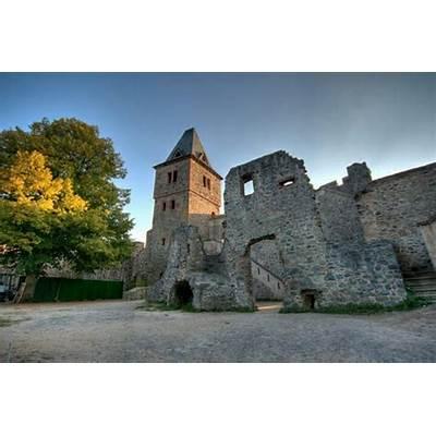 Castle Frankenstein Germany.CastlesPinterest