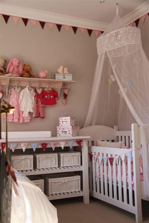 idees pour la deco chambre bebe douce  moderne