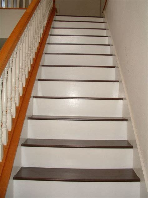 laying laminate flooring on stairs installing laminate flooring on stairs diy stairs let s be honest we re not so good with the