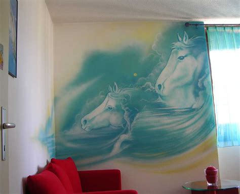 et cuisine home deco chambre fille theme cheval