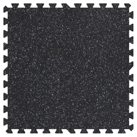 rubberized paint groovy mats grey speck 24 in x 24 in rubber comfortable