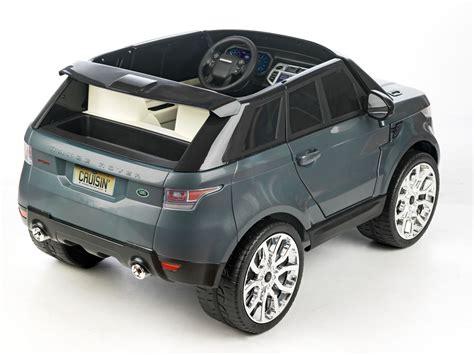 Land Rover Car : Range Rover Power Wheel Car 12v