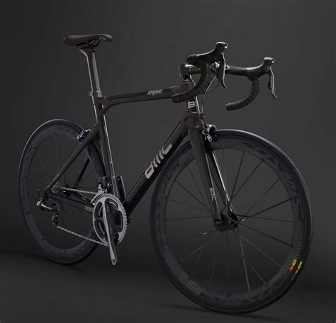 black cycling bmc impec matte black noble version bikerumor