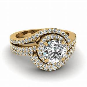Bridal sets buy custom designed wedding ring sets for Diamond wedding ring settings