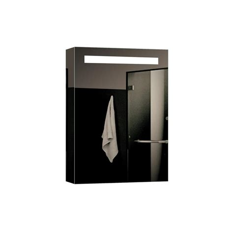 Led Medicine Cabinet by Ltl Home Products Espirit 17 7 In W X 25 6 In H Lighted