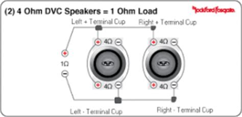 Subwoofer Series Parallel Wiring Diagram by Subwoofer Wiring Diagrams National Auto Sound Security