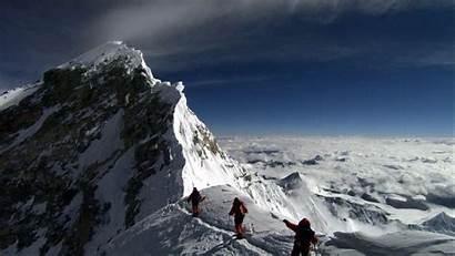 Everest Mount Summit Landscape Resolution Point